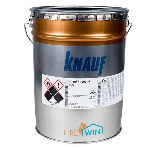 Knauf Fire Paint Steel