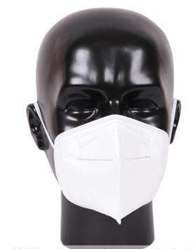 Atemschutz-Faltmaske HYGOSTAR FFP2