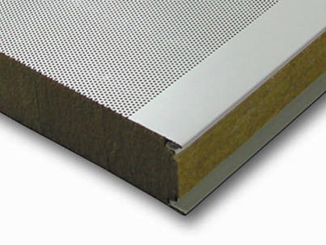 Sonodamp Sandwichplatten