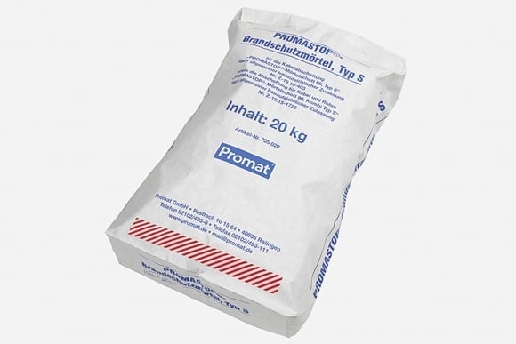 PROMASTOP-Brandschutzmörtel Typ S