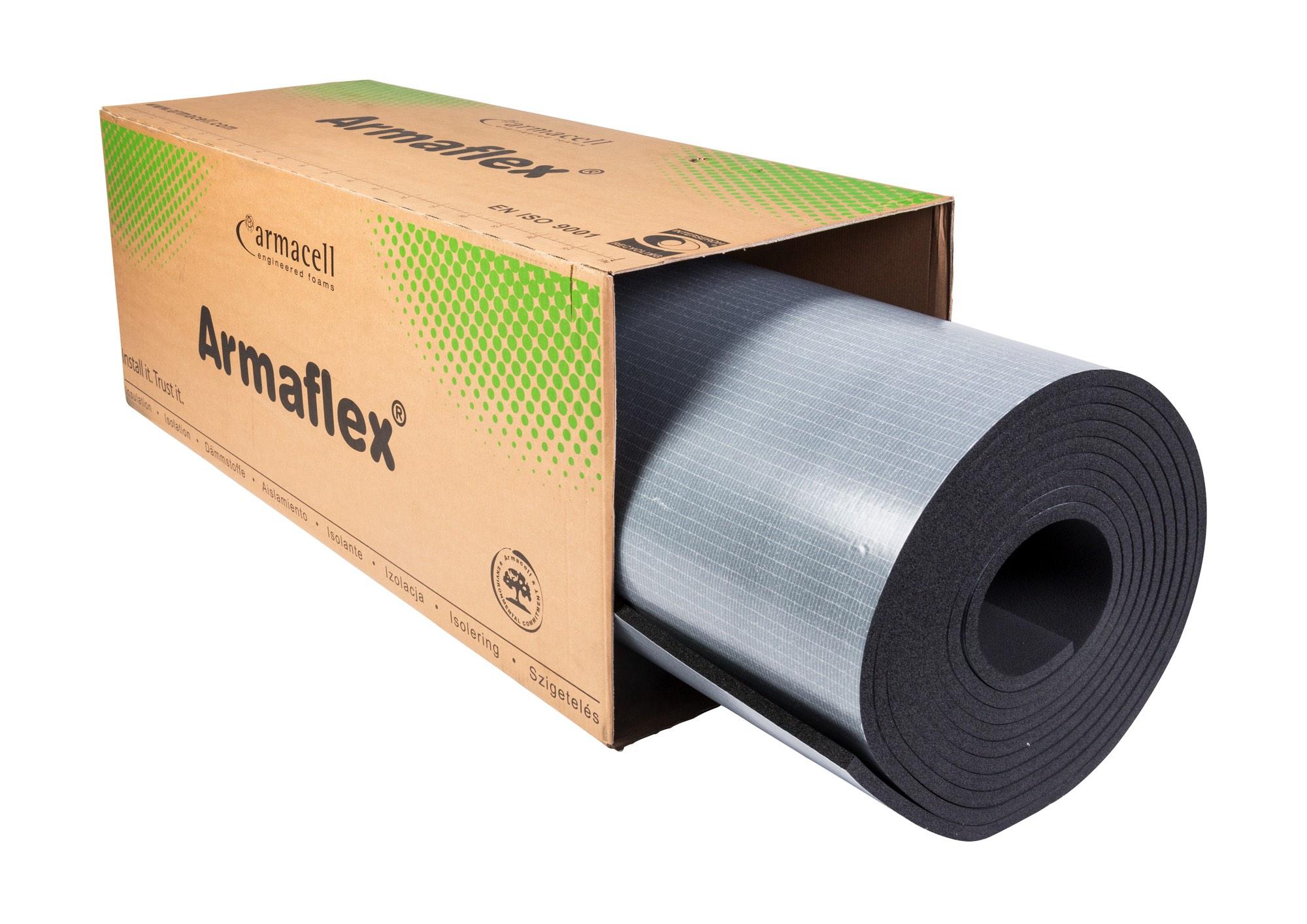 Armaflex XG Platten endlos selbstklebend